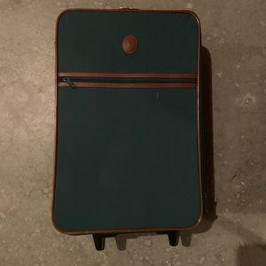 Vintage Polo Ralph Lauren Suitcase
